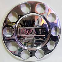 Колпак декоративный колеса метал. DAF хром.