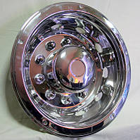 Колпак декоративный колеса метал. хром. задний R22.5