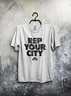 Футболка мужская Nike Air Rep Your City (Найк Аир)