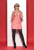 Модное пальто-кардиган из новой коллекции