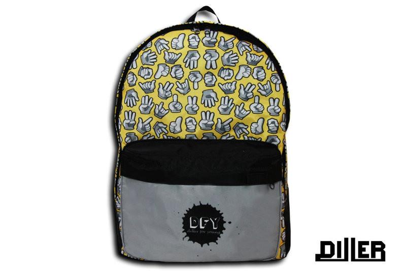 Рюкзак diller рюкзак гризли м-7