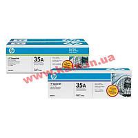 Картридж HP LJ 35A P1005/ 1006 DUAL PACK (CB435AF)