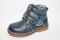 Детские демисезонные ботинки для мальчиков оптом фирмы. Y.Top CF848-7 (8пар 27-32)