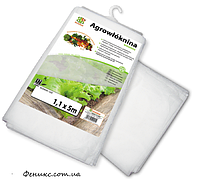 Агроволокно зимне-весеньее белое 30 гр/м2 1,6 х 5м