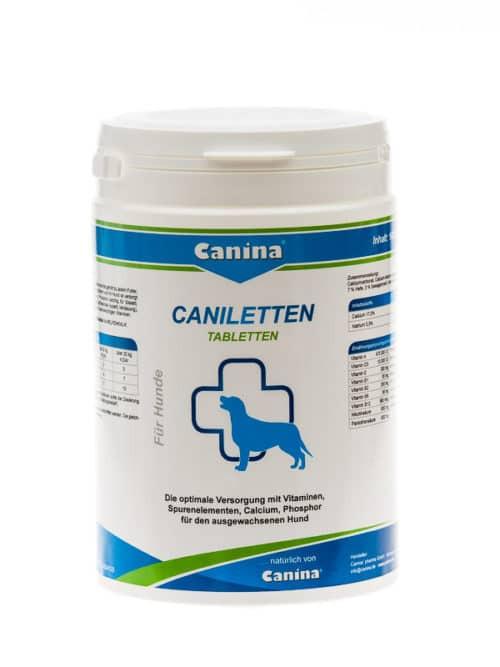 Canina Caniletten 500шт- комплекс минералов и витаминов для собак (120314)