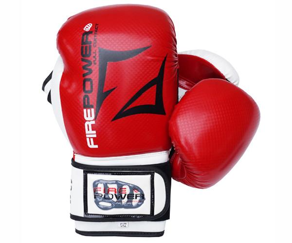 Боксерские перчатки Firepower FPBGA3 Красные