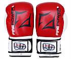 Боксерские перчатки Firepower FPBGA3 Красные, фото 2