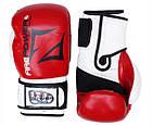 Боксерские перчатки Firepower FPBGA3 Красные, фото 3