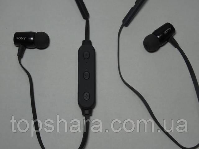 Наушники Bluetooth беспроводные Stereo Sony MDR-EX750 SP черные