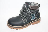 Детские демисезонные ботинки для мальчиков оптом фирмы. Y.Top CF848-6 (8пар 27-32)