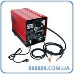 Полуавтомат сварочный 230В, 7.5кВт, 40-180А, диаметр проволоки 0.6-0.8мм DT-4319 Intertool
