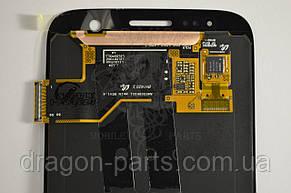 Дисплей Samsung G930 Galaxy S7 с сенсором Серебряный Silver оригинал , GH97-18523B, фото 3