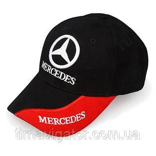 Кепка автомобильная с вышивкой MERCEDES