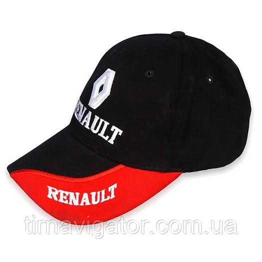 Кепка автомобильная RENAULT с вышивкой