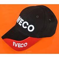 Кепка автомобильная IVECO с вышивкой