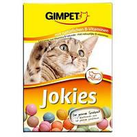 Витамины Gimpet  Jokies для кошек, для аппетита и обмена веществ, 1шт