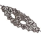 Ажурная маска для карнавала женская, фото 2