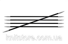 Спицы носочные Karbonz KnitPro 20см/2мм