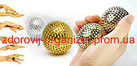 Турмалиновые Массажные акупунктурные шарики (2 шт.) Вековой Восток