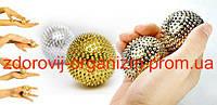 Турмалиновые Массажные магнитные шарики (2 шт.) Вековой Восток