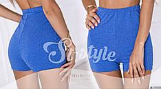 Женские шорты короткое с завышенной талией