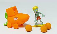 Игрушки Растения против Зомби, морковка