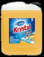 Моющее средство для мытья ламината 5 л KRYSTAL