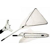 Подсак треугольный Aluminum joint 70х70  Nylon net B-860182
