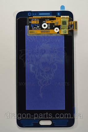 Дисплей Samsung J710 Galaxy J7 с сенсором Белый White оригинал , GH97-18855C, фото 2
