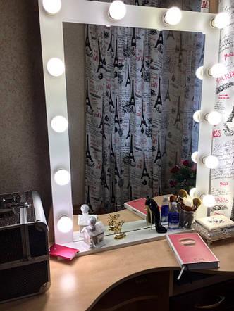 Гримерное зеркало для салона Модель Popular Mirror, фото 2