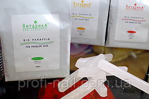 Косметический парафин BIO PARAFFIN Coconut oil (с маслом кокоса и настойкой хлорофиллипта) Yantarika