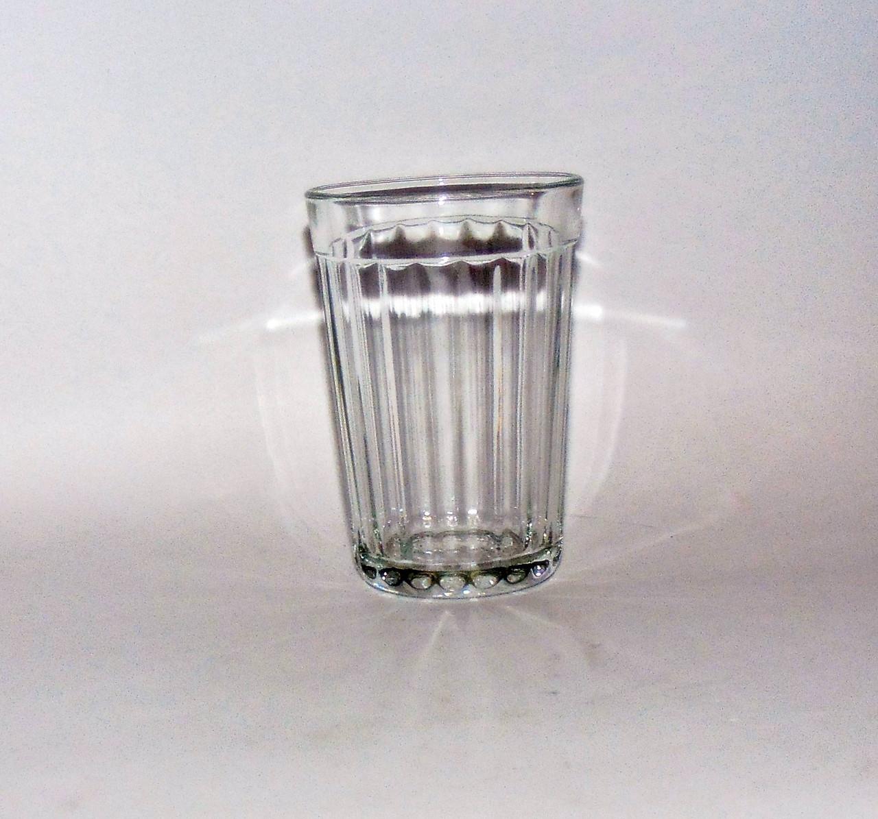 Граненый стакан 250 мл