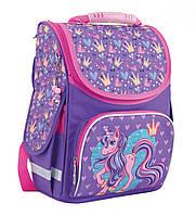 Ранец школьный каркасный PG-11 Pony