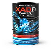 Моторное масло XADO Atomic Oil 10W-40 SG/CF-4 Silver (бочка 200 л)