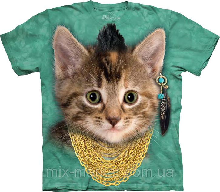 Футболка The Mountain - Bad Attitude Kitten - 2014