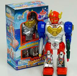 Робот.Игрушечный робот.