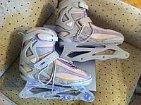 Ботинки роликовые коньки Reаction Спортмастер