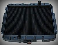 Радиатор водоохлаждения ГАЗ 3307