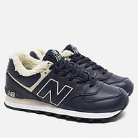 Зимние кроссовки New Balance ML574NV