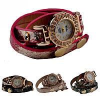 """Часы-браслет женские, """"Позолота"""", Аналоговые, Кварцевые."""