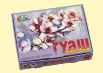"""Гуашь 12 цветов 322041 """"Художественная"""" """"Гамма-Н"""", фото 2"""