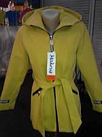 Детское пальто кашемир