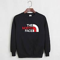 Мужской СВИТШОТ The North Face (Зе Норт Фейс) Gray, black 🔥