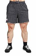 Мужские спортивные шорты темно-серые, фото 1