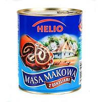 Маковая масса Helio Masa Makowa, 900г. (Польша)