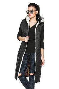 Женские жилетки и куртки-жилетки