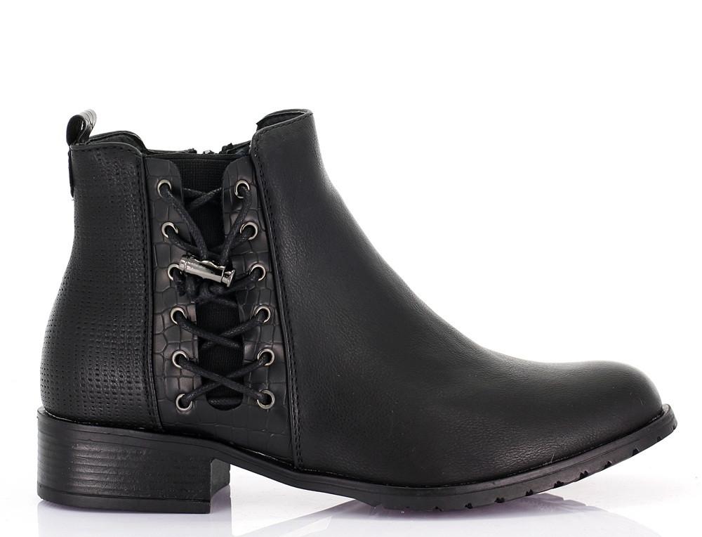 Женские ботинки Pinot black