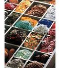 Флок - aкрілові і флуоресцентні флоки - чіпси полімерні., фото 3