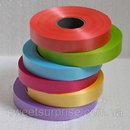 Лента для упаковки цветов и подарков (2 см.), фото 2