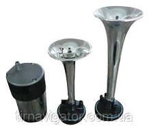Сигнал автомобільний повітряний (2 труби з компресором)